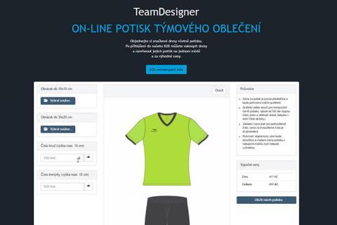 TeamDesigner demo